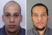 Chérif (à gauche) et SaïdKouachi.... (PHOTO AGENCE FRANCE-PRESSE) - image 1.0