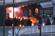 La traque des auteurs de l'attentat contre Charlie Hebdo... (Photo AFP) - image 2.0