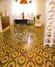 Les gros motifs géométriques chargés, le jaune et... (Photo Archives Décormag) - image 3.0