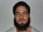 Ashton Larmond a été arrêté, vendredi, à la... - image 1.0
