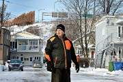 Réjean Perreault, du quartier Montmorency, considère injuste que... (Le Soleil, Patrice Laroche) - image 1.0