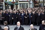 Une cinquantaine de dignitaires et chefs de gouvernement... (Photo: AFP) - image 1.0