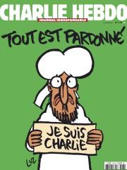 La une de Charlie Hebdo... (PHOTO AFP) - image 1.0