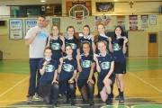L'équipe juvénile de basketball féminin du CMI.... - image 4.0