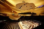 L'architecture audacieuse de la grande salle de la... (Photo Charles Platiau, REUTERS) - image 1.0