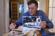 Maurice Gris a conservé un bon nombre de... (Photo Martin Chamberland, La Presse) - image 3.0
