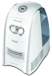 Cet humidificateur de brume tiède de troisgallons produit... (Photo fournie par Home Depot) - image 1.1