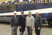 Joey Cyr, Chris Owen, Gord Miller et Gilles... (Collaboration spéciale Gilles Gagné) - image 1.0