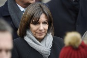 La mairesse de Paris Anne Hidalgo.... (PHOTO MARTIN BUREAU, ARCHIVES AFP) - image 1.1