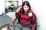 «Je n'ai rien vu», a continuellement répété Valérie... (Image tirée d'une vidéo) - image 1.0