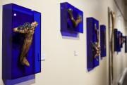 L'exposition de la sculpteure Gina Bouchard intitulée Ressac,... (Le Soleil, Caroline Grégoire) - image 1.1