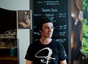Le chef pâtissier de Fous Desserts, Franck Dury-Pavet.... (Photo Marco Campanozzi, La Presse) - image 3.0