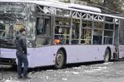 Jeudi matin, treize civils ont trouvé la mort... (PHOTO ALEXANDER ERMOCHENKO, REUTERS) - image 3.0