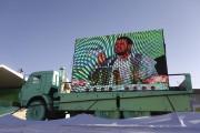 Abdel Malek al-Houthi s'exprimant à la télévision yéménite,... (PHOTO MOHAMED AL-SAYAGHI, ARCHIVES REUTERS) - image 2.0