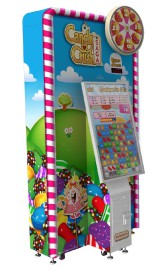 La borne d'arcade Candy Crush produite par Adrénaline... (Photo fournie par Adrénaline Amusements) - image 1.0