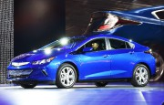 La Chevrolet Volt ... (PHOTO JEWEL SAMAD, AFP) - image 5.0