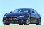 La Maserati Ghibli... (Photo fournie par Maserati) - image 2.0