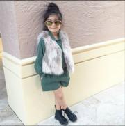 En 2015, les enfants seront habillés comme leurs... (Photo tirée du compte Instagram Fashion Kids) - image 2.0