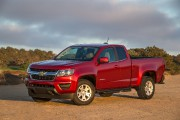 Le Chevrolet Colorado ... (Photo fournie par General Motors) - image 1.0