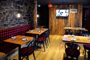 La partie restaurant est située à l'étage.... (Photo Le Soleil, Patrice Laroche) - image 1.0
