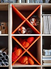 Un range-bouteilles dynamique et géométrique... (Photo fournie par IKEA) - image 2.0