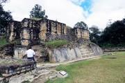 Les anciens temples mayas de Iximche étaient construits... (Collaboration spéciale Patricia Cloutier) - image 1.1