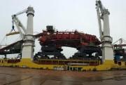Mégachargeur à navires... (Photo fournie par le Port de Sept-Îles) - image 3.0
