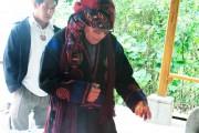 Tata Domingo dirige la cérémonie maya.... (Collaboration spéciale Patricia Cloutier) - image 1.0