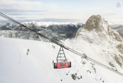 Les stations alpines de Courchevel et de Paradiski... (Photo tirée du site AirBnb) - image 1.0