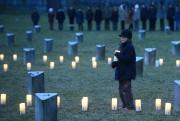 Émotions intenses, recueillement, solidarité et volonté d'agir... (Photo: AP) - image 2.0