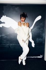 Rihanna est la nouvelle ambassadrice de la gamme... (Photo fournie par Puma) - image 4.0