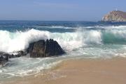 Ici, les vagues sont parfois fortes.... (Photo Digital/Thinkstock) - image 3.0