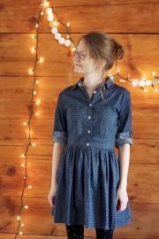 Craquant pour les petites robes, Clémence a choisi... (Photothèque Le Soleil) - image 1.0