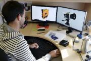 Des employés de la compagnie Explora Technologies, une... - image 4.0