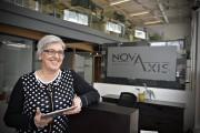 Johanne devin pdg NoAxis solutions... (PHOTO PASCAL RATTHÉ, LE SOLEIL) - image 3.0