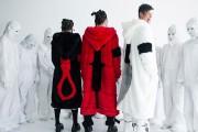 Les modèles portent de lourds manteaux en simili... (Photo fournie par Lafaille) - image 3.0