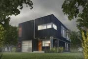 La maison usinée Aeroloft des Industries Bonneville: un... (Photo fournie par Expohabitation de Montréal) - image 1.0