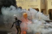 L'attentat-suicide s'est produit quelques minutes après le départ... (PHOTO AFOLABI SOTUNDE, REUTERS) - image 3.0