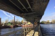 Les structures du pont Champlain... (PHOTO FOURNIE PAR L'ÉTS) - image 2.0