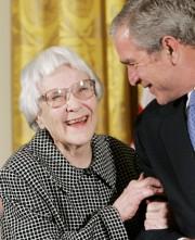 Harper Lee a obtenu laMédaille présidentielle de la... (Photo: Reuters) - image 2.0