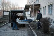 Dans l'ouest de Donetsk, les victimes ont été... (PHOTO ANDREY BORODULIN, AFP) - image 3.0