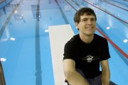 L'entraîneur de natation Gilbert McDonald... (Archives, LeDroit) - image 1.0