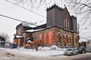 Les travaux à l'extérieur pour la démolition de... (Photo: François Gervais, Le Nouvelliste) - image 1.0