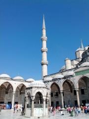 La Mosquée bleue, à Istanbul, bâtie entre 1609... (Photo collaboration spéciale, Normand Provencher) - image 1.0