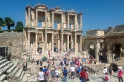 À son époque, la bibliothèque de Celsus était... (Photo collaboration spéciale, Normand Provencher) - image 2.0