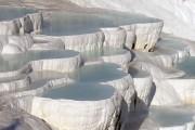 Les célèbres vasques de Pamukkale, dans la province... (Photo collaboration spéciale, Normand Provencher) - image 3.0