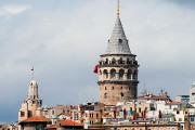 La tour de Galata... (Photo Shutterstock, Evrenkalinbacak) - image 3.0