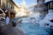 Au Scandinave de Mont-Tremblant, l'aménagement est idéal pour... (PHOTO MARCO CAMPANOZZI, LA PRESSE) - image 2.0