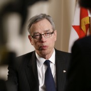 Joe Oliver... (Photo: Bloomberg) - image 1.0