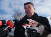 Le porte-parole de la Sécurité publique de Trois-Rivières,... (Photo: François Gervais Le Nouvelliste) - image 1.0